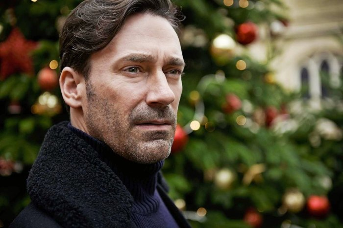 Black Mirror White Christmas Jon Hamm