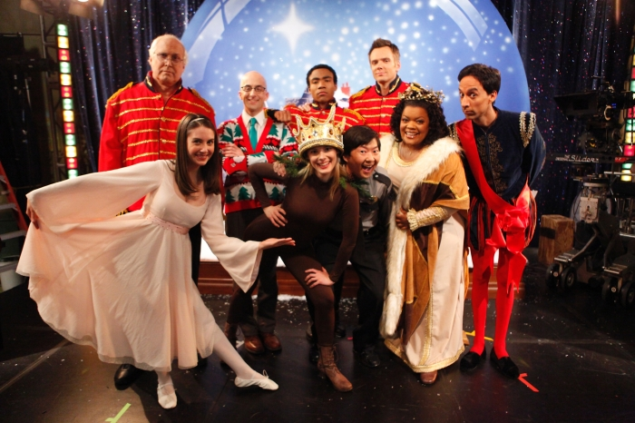 Community Regional Holiday Music Christmas Special