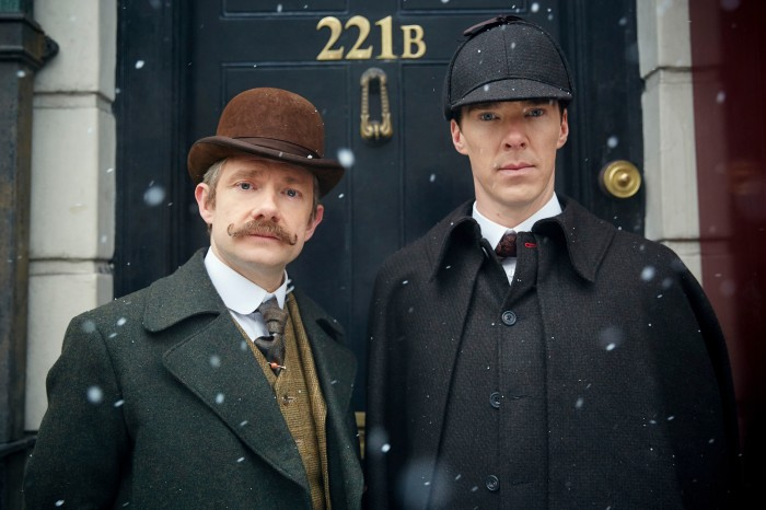 Sherlock: The Abominable Bride Christmas Special