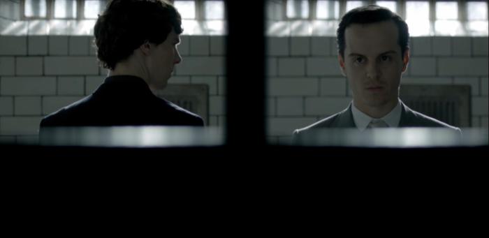 Moriarty and Sherlock Jailed